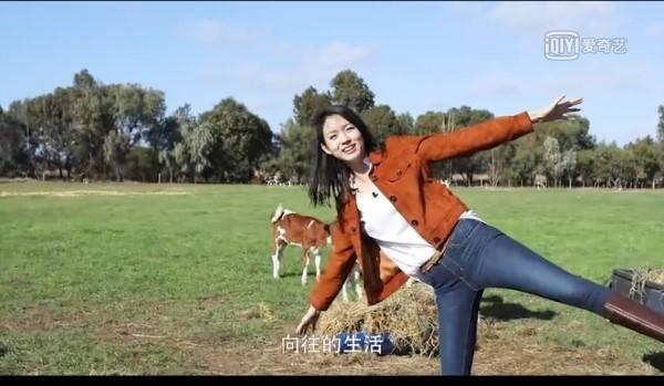 张梓琳也去向往的生活了?